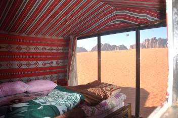 Full star tent